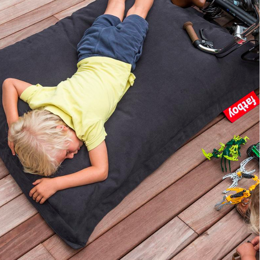 Fatboy - Junior Beanbag, Stonewashed Cotton - 10 Colours - Neat Space