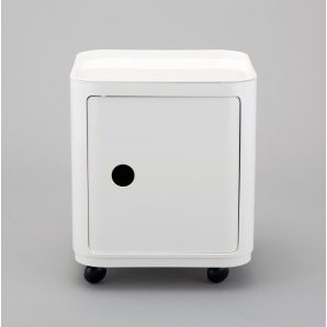 Kartell Componibili Square Large Element, White