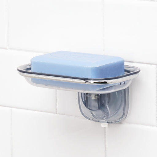OXO Stronghold Suction Soap Dish - Neat Space