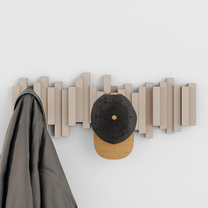 Sticks Wall Hanger, Latte