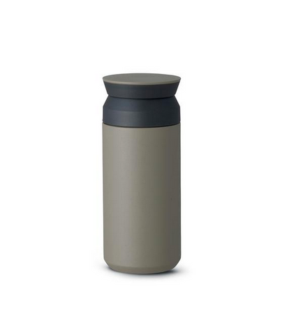 Travel Insulated Tumbler 12oz, Khaki