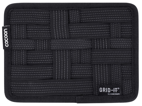 "GRID-IT!® Organizer Extra Small 7"" x 5"" Black COCOON"