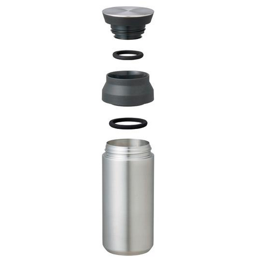 TRAVEL TUMBLER 350ml, Stainless Steel - Neat Space