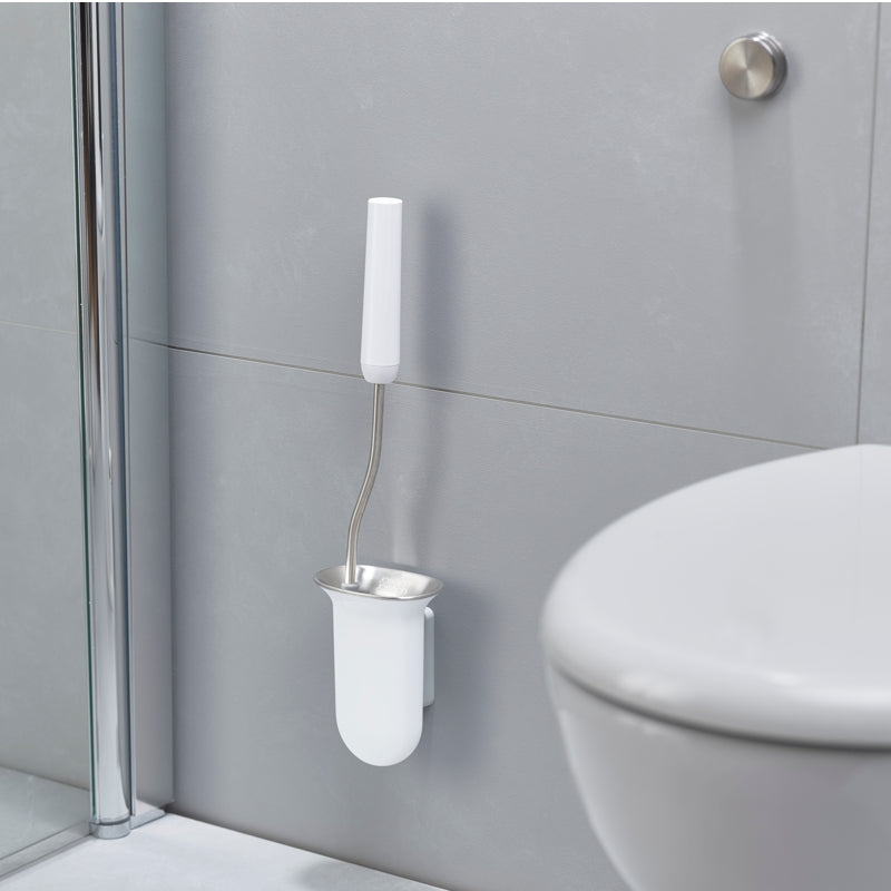 Flex Wall-Mounted Toilet Brush