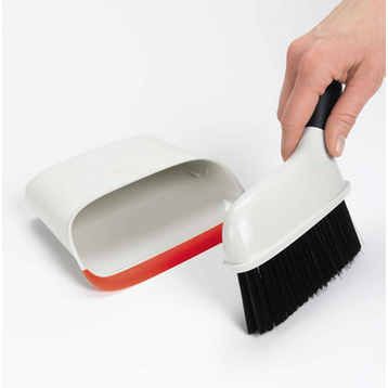 OXO Good Grips Compact Dustpan and Brush - Neat Space
