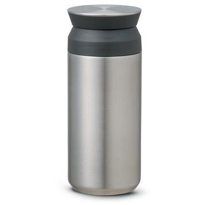 Travel Insulated Tumbler 12oz, Silver