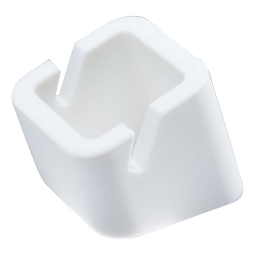 Square Tablet Stand, White