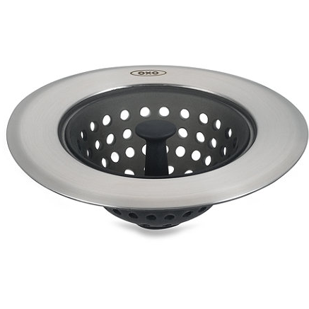 OXO Good Grips Silicone Sink Strainer - Neat Space
