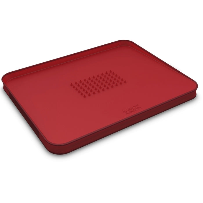 Cut&Carve Plus Chopping Board, Red