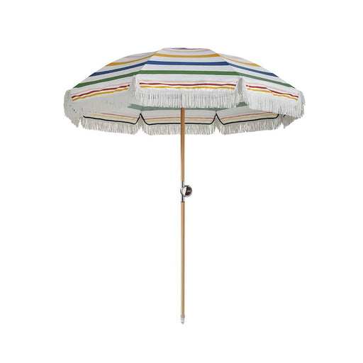 Basil Bangs Beach Umbrella - 6 Colours