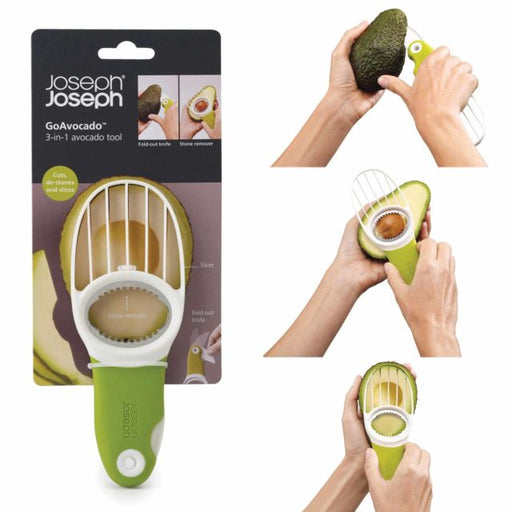 GoAvocado 3-in-1 Avocado Tool