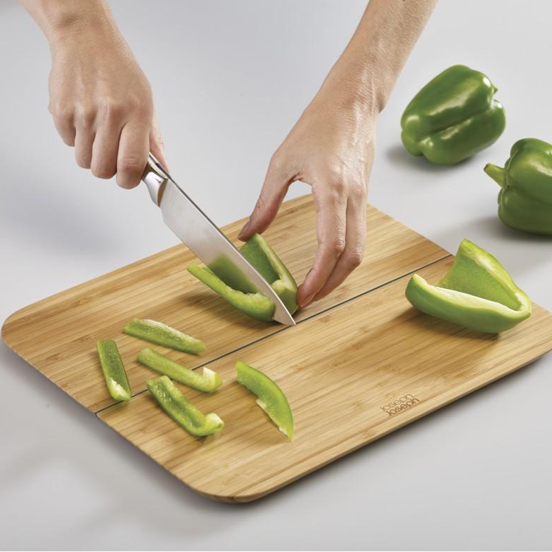 Chop2Pot BAMBOO Folding Chopping Board