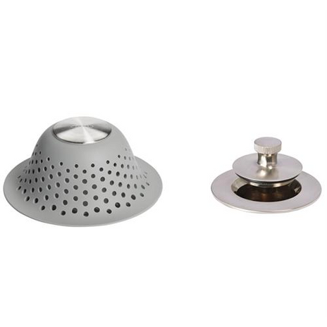 OXO GG Shower and Tub Drain Protector - Neat Space
