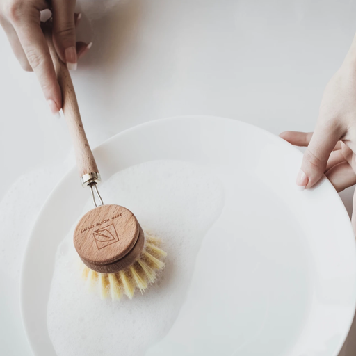 Zero Waste MVMT Wooden Dish Brush
