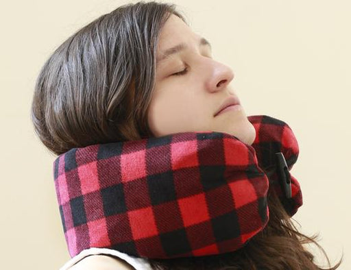 Inflatable Neck Pillow, Assorted