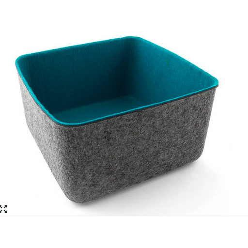 FELT·LIKE·IT!™ Storage Bin - 9x9 - Sky Blue