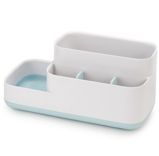 EasyStore Bathroom Caddy, Blue - Neat Space