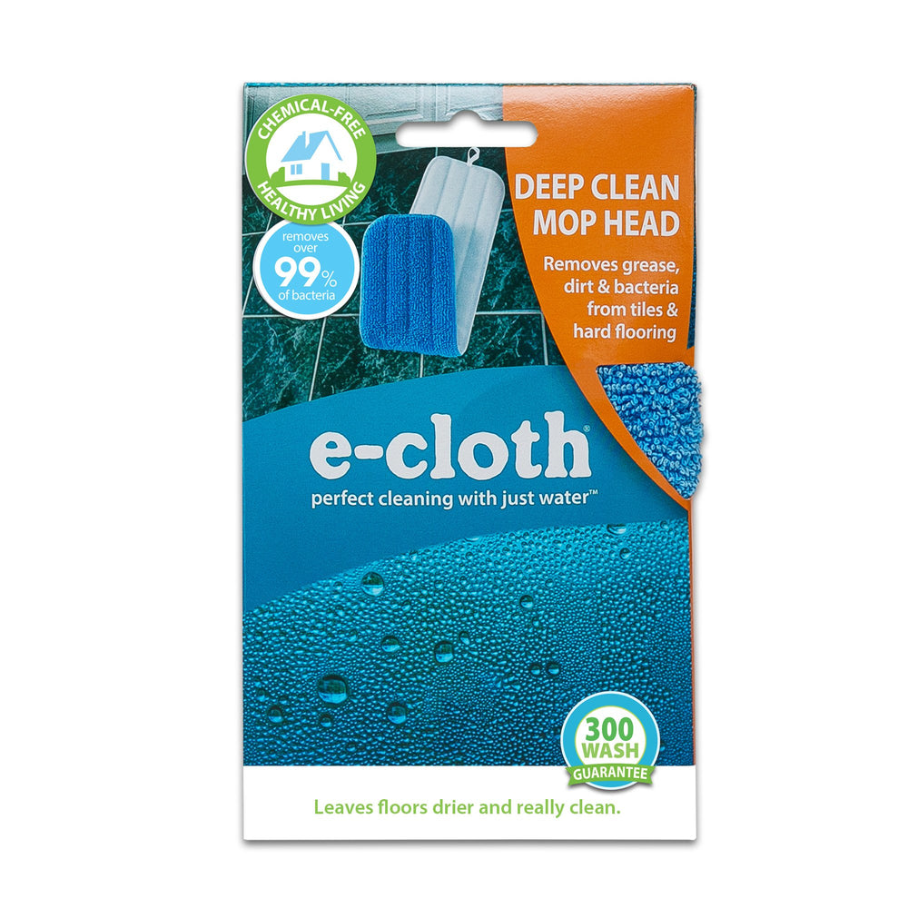 E-Cloth Replacement Head for Deep Clean Mop