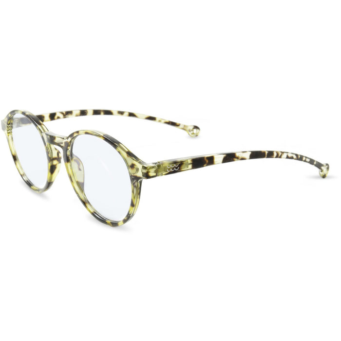 Volga Reading Glasses, Morocco Tortoise +3.00