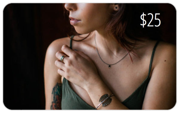 CSB Jewelry Gift Cards