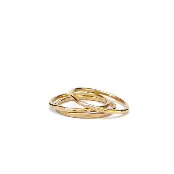 Nomad Stacking Rings