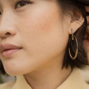 Bayon Earrings