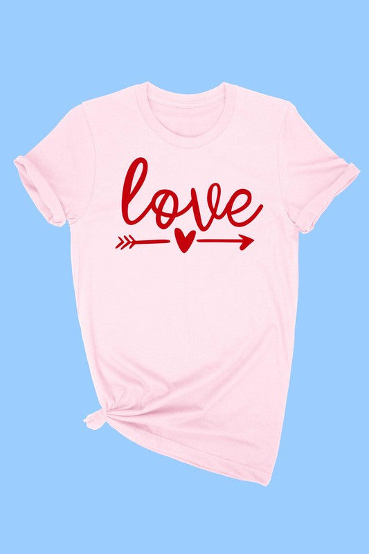 """Ole Love Is in the  Air"" Graphic Tee"