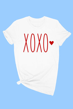 """Ole Endless Love"" XOXO Graphic Tees"