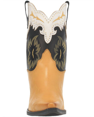 """Ole Tatiana"" Retro Western Style Ankle Boots (DS)"
