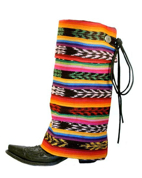 Peacekeeper Serape Boot Rugs