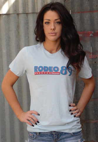 Rodeo 89 ~ The Last Ride Western Tees