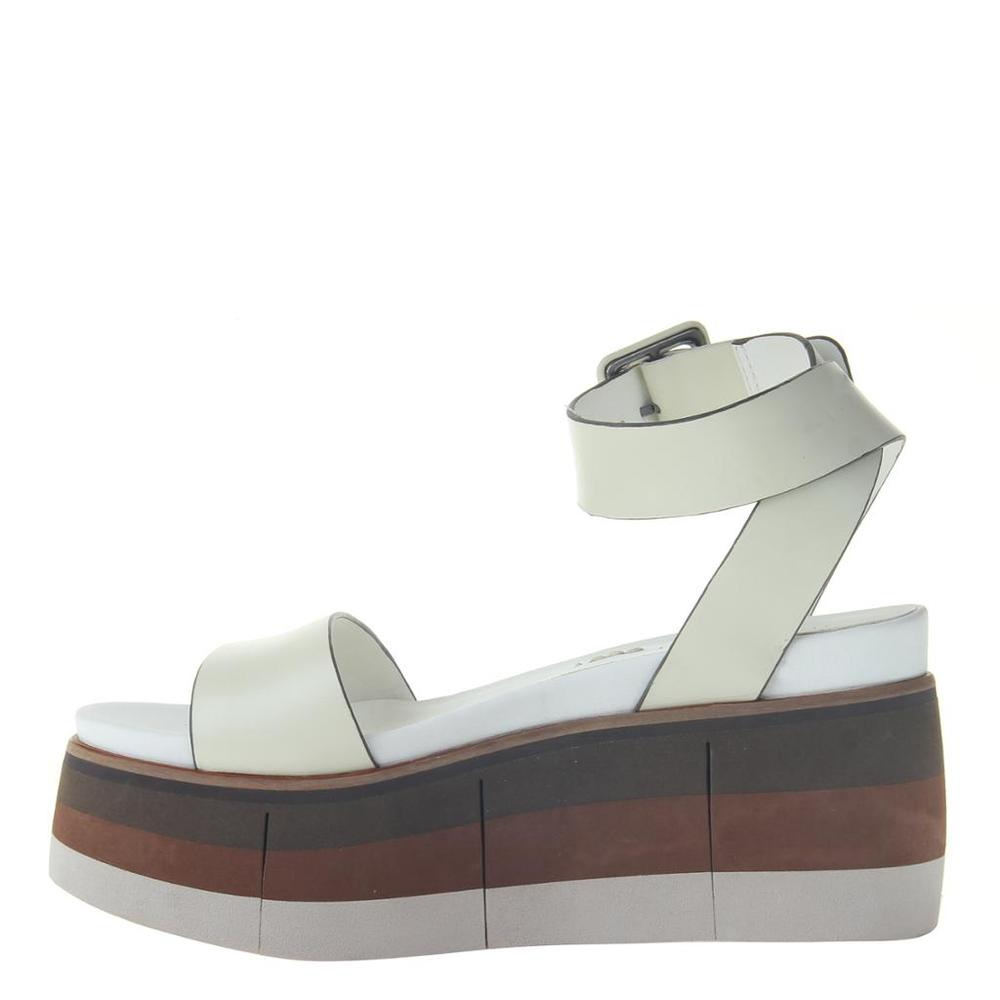 """Ole Altezza In Ice"" Retro Style Wedge Sandals ~ FINAL SALE"