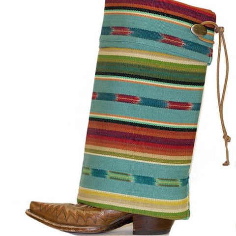 Turquoise Daydreams Boot Rugs