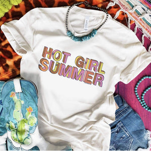 """Ole Hot Girl Summer"" Graphic Tee (made 2 order)"