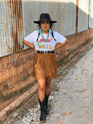 """Ole San Antone"" Lil Bee's Tortilleria Graphic Tee"