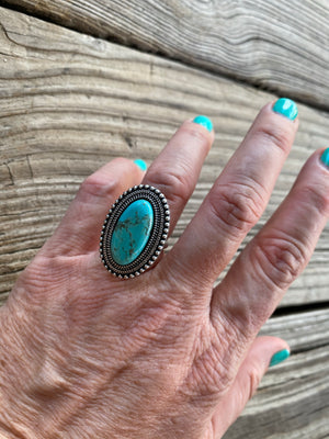 """Ole Ring It On"" Bohemian Cowgirl Style Adjustable Rings"