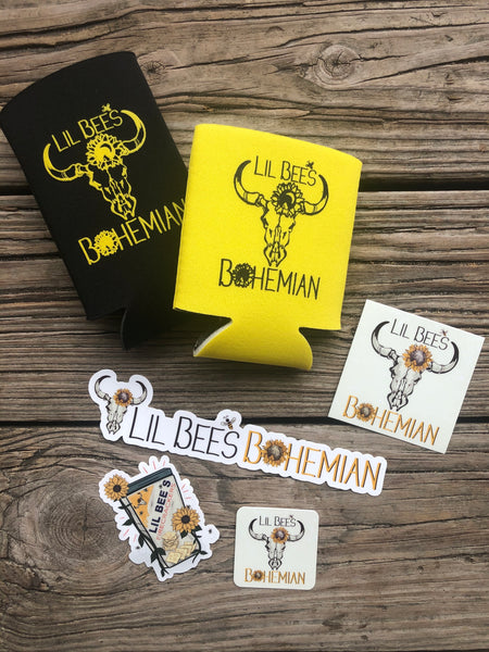 "Lil Bee's Bohemian ""Group-Bee"" Swag Bag"