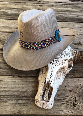 Charlie One Horse Grey Rambler Hat