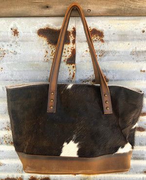 sTs Ranchwear Classic Cowhide Tote Purse ~ Style #1