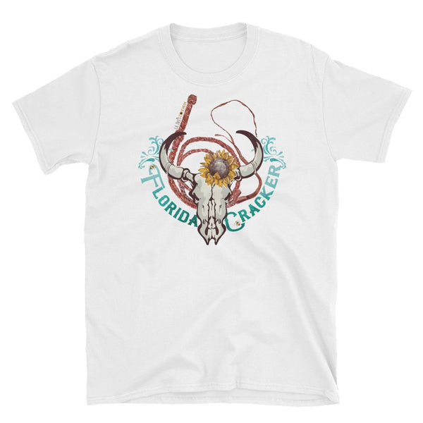 """Ole Florida Cracker"" Lil Bee's Bohemian Florida Rodeo Tee"