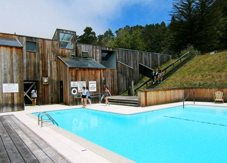 The Sea Ranch Supergraphics Exterior