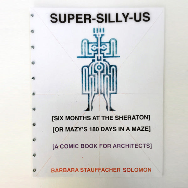 Book - SUPER SILLY US