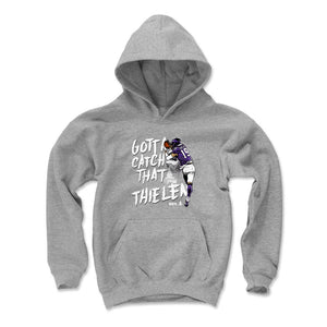 Adam Thielen Kids Youth Hoodie | 500 LEVEL