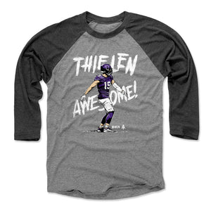 Adam Thielen Men's Baseball T-Shirt | 500 LEVEL