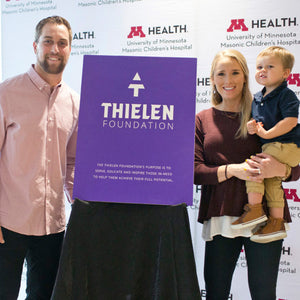 Donate To The Thielen Foundation