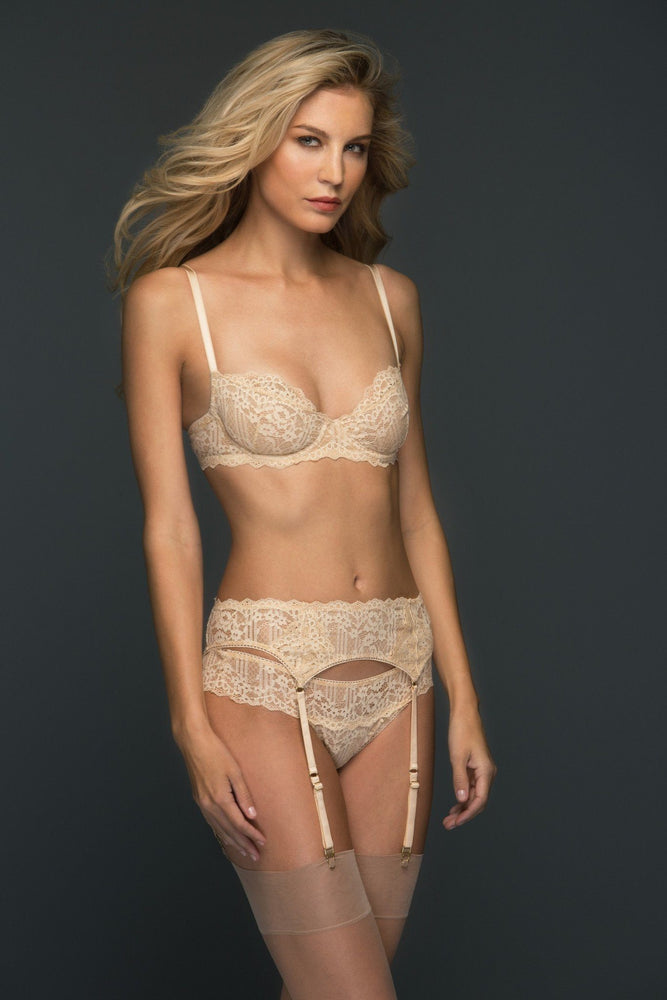 Nude Oliva 3 Piece Lace Set
