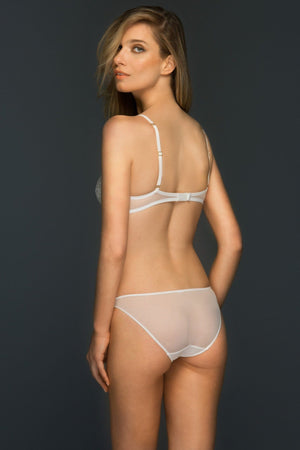 Load image into Gallery viewer, Ivory Allegra Lined Balconette Bra