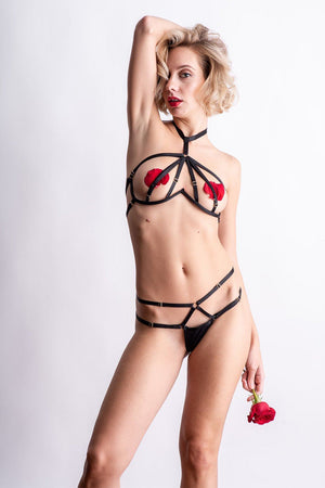 Ani 2 Piece Bondage Set