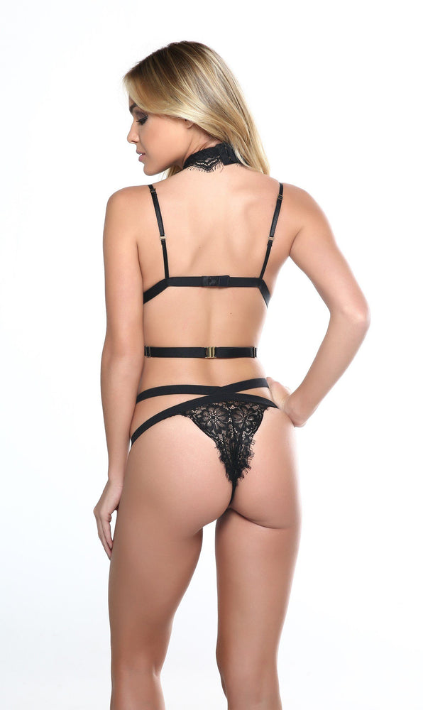 Jules 3 Piece Bondage Set