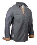 long sleeve fashion shirt-Devotion by Rock Roll n Soul1